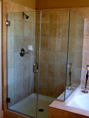 Glass Shower Doors Dunwoody GA
